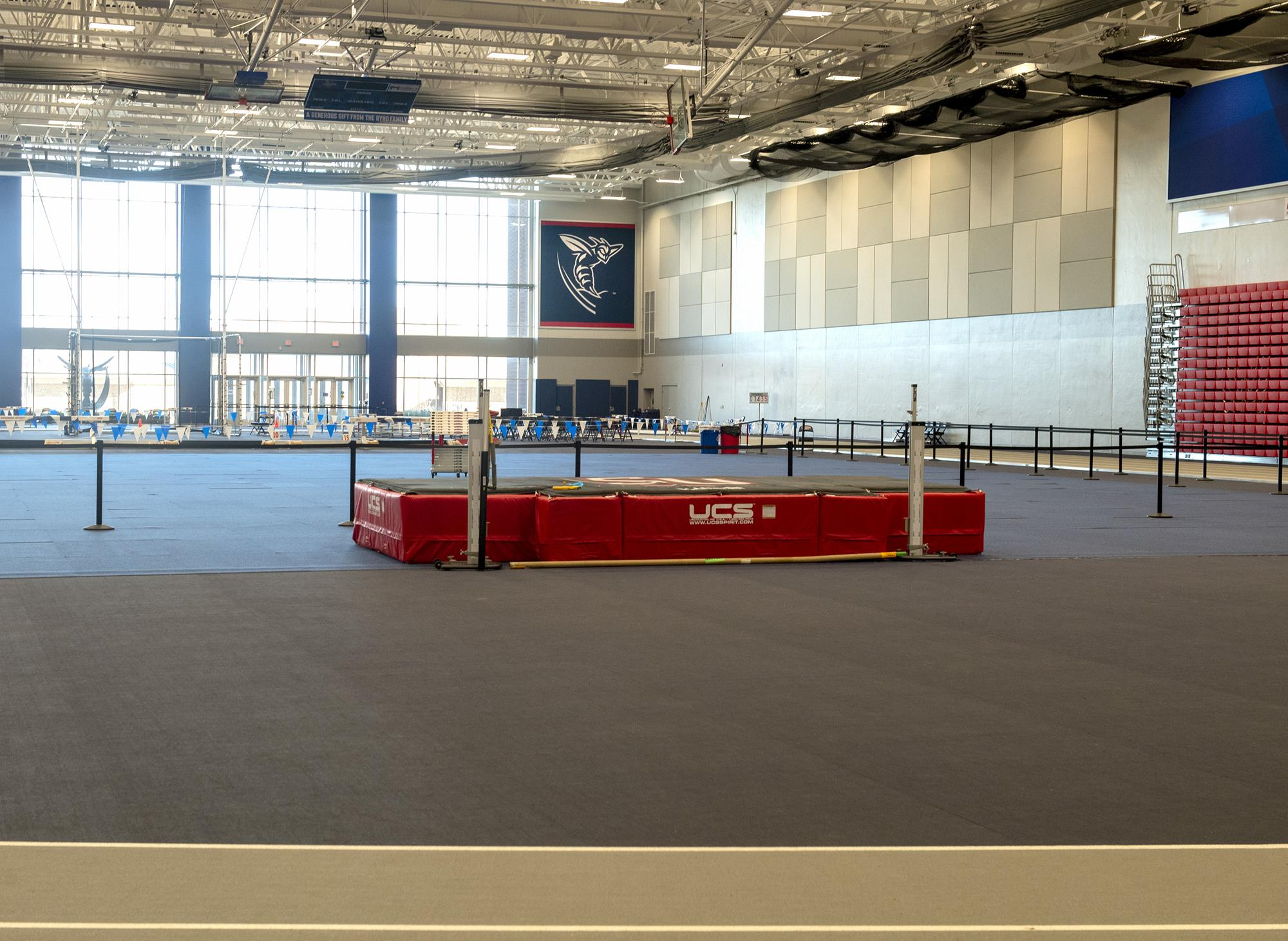 Kaye Jj Smith Track Facilities Shenandoah University